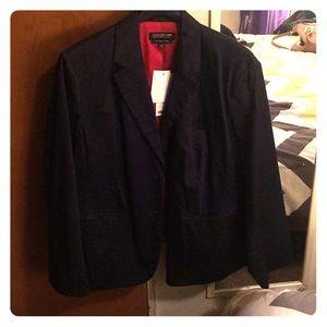 Career blazer plus size 22W